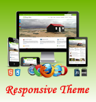 Easy Theme(v1.3) / 10 Colors / Ultra Responsive Theme / Bootstrap / DNN 6.x, 7.x, 8.x & 9.x