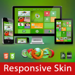 MetroGreen(v1.1) / Ultra Responsive / Corporate / Bootstrap / HTML5 / Parallax / DNN6,7,8 & DNN9