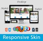 Smart(v1.1) / 10 Colors / Ultra Responsive / HTML5 / Bootstrap / Parallax / DNN 6, 7, 8 & DNN 9.x