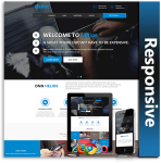 Helios Responsive Theme (1.05) / Unlimited Colors/ 700+ Google Fonts / Mega Menu / DNN 7, 8 & 9
