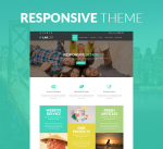 Justdnn Lancer 12 Colors Pack / Responsive Theme / Business / Mega Menu / Site / Parallax / DNN6+