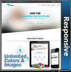 Benu Responsive Theme (1.06) / Unlimited Colors/ 700+ Google Fonts / DNN 7, 8 & 9