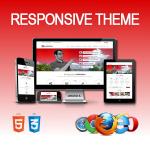 Revolution Red / Ultra Responsive / HTML5 / CSS3 / Bootstrap 3 / Parallax / DNN 6.x, 7.x, 8.x & 9.x