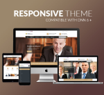 Lawyer Theme BD004 Beige / Law / Business / Slider / MegaMenu / Parallax / Bootstrap3 / Brown