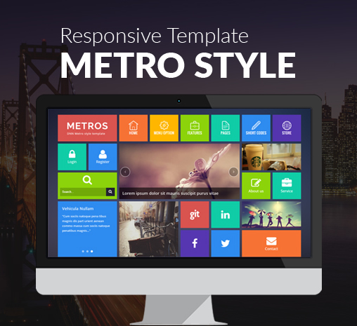 dnn store home product details metro theme responsive flat
