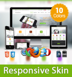 Creative / 10 Colors / Ultra Responsive Theme / Bootstrap / HTML5 / CSS3 / DNN 6.x, 7.x, 8.x & 9.x