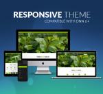 BD002 Green Garden Responsive Theme / Nature / Business / Slider / Mobile / Parallax / Mega menu