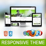 Revolution Green / Ultra Responsive / Parallax / Bootstrap 3 / DNN 6.x, 7.x, 8.x & DNN 9.x