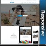 Maat Responsive Theme (1.07) / Unlimited Colors/ 700+ Google Fonts / Mega Menu / DNN 7, 8 & 9