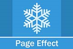 DNNSmart Page Effect 1.1.0 - Snow Effect, Snowflake effect, Christmas, Festival, DNN9