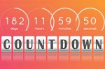 Responsive Countdown V03.05 with over 10 Preset Templates