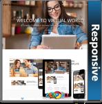 Virtual Responsive Theme (1.13) / Unlimited Colors/ 700+ Google Fonts / Mega Menu / DNN 7, 8 & 9