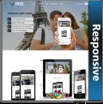 IRIS Responsive Theme (1.06) / Unlimited Colors/ 700+ Google Fonts / Mega Menu / DNN 7, 8 & 9