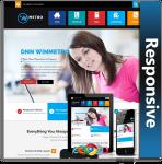 WinMetro Responsive Theme (1.07) / Unlimited Colors/ 700+ Google Fonts / DNN 7, 8 & 9
