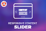 Responsive Content Slider - NCode