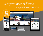 Artificial(1.02) / 12 Colors / Ultra Responsive / Mega Menu / DNN 6.x, 7.x, 8.x & DNN 9.x