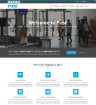 Pose 30 Colors Theme / 7 Responsive Slider / Mega menu / Bootstrap 3.3.7 / Dnn 7/8/9+