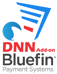 Bluefin Payment Systems 5.0 DNN Add-on
