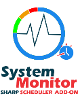 DNN System Monitor Add-on for Sharp Scheduler 5