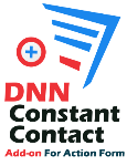 DNN Constant Contact Add-on For Action Form 5