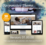 Dental / 30 Colors / Mega Menu / Responsive / DNN 6.x, 7.x, 8.x & DNN 9.x