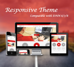 Red Theme / Enterprise License / ProfessionalUs / Mega Menu / Parallax / DNN 6.x, 7.x, 8.x & DNN 9.x