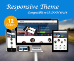 Artificial(1.03) / 12 Colors / Ultra Responsive / Mega Menu / DNN 6.x, 7.x, 8.x & DNN 9.x