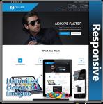 Falgun Responsive Theme (1.13) / Unlimited Colors/ 700+ Google Fonts / DNN 7, 8 & 9