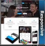 Ekush Responsive Theme (1.13) / Unlimited Colors/ 700+ Google Fonts / Mega Menu / DNN 7, 8 & 9