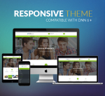 BD008 Education Theme / Yellow Green / University / Business / Slider / Mega / Parallax / DNN9