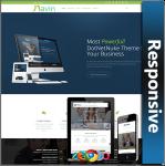 Navin Responsive Theme (1.08) / Unlimited Colors/ 700+ Google Fonts / Mega Menu / DNN 7, 8 & 9