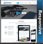 Chronos Responsive Theme (1.15) / Unlimited Colors/ 700+ Google Fonts / Mega Menu / DNN 7, 8 & 9