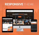Kanter 12 Colors Responsive Theme / Flat / Mega / Business / Parallax / DNN6/7/8/9
