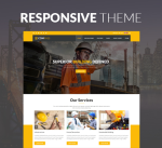 Compass 12 Colors Responsive Theme / Construction / Business / Mega / Build / Slider / DNN7/8/9