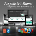 Beautiful / 10 Colors / Ultra Responsive / Bootstrap / Parallax / DNN 6.x, 7.x, 8.x & 9.x