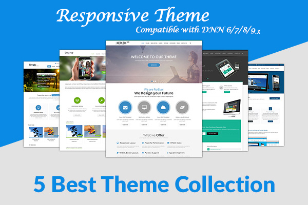 Dnn Store Home Product Details 70 Sale 5 Top Dnn Theme Collection V 07 Dnn 6 X 7 X 8 X Dnn 9 X Dnnvista By Color Multi Color Pack