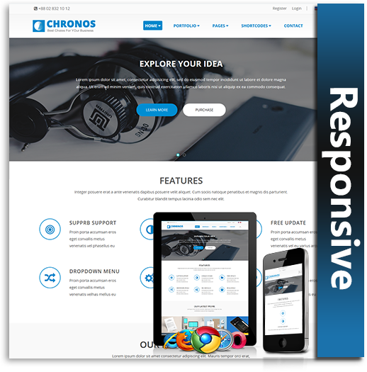 DNN Store > Home > Product Details > Chronos Responsive