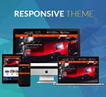 AutoClub Theme Car / Autocar / Auto / Automotive / Responsive / Mega / Parallax / Red