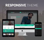 Welens 12 Colors Responsive Theme / Business / Flat / Mega / Slider / Parallax / DNN6/7/8/9