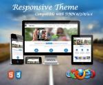 Smart / 10 Colors / Responsive / HTML5 / Bootstrap / Parallax / DNN 6.x, 7.x, 8.x & DNN 9.x