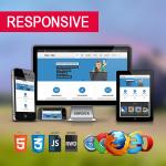 Inspire / 10 Colors / Responsive / Bootstrap / Parallax / DNN 6.x, 7.x, 8.x & DNN 9.x