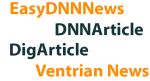 Magician : 180 templates connect to EasyDNNnews, DNNArticle, DigArticle, Ventrian News