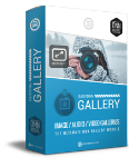EasyDNNgallery 10.7 (Image gallery, video gallery and audio gallery)