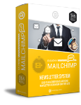 EasyDNNmailChimp Plus 10.4 (MailChimp integration, Newsletter, Email marketing, Pop-up forms)