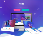 Kella Unlimited Responsive Multi-Purpose DNN Theme (V2.0.0) / Content Builder / 16 designs