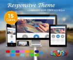 ProfessionalUs / 15 Colors / Bootstrap / Corporate / Mega Menu / HTML5 / DNN 6.x, 7.x, 8.x & 9.x