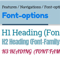 Typography and Custom Fonts