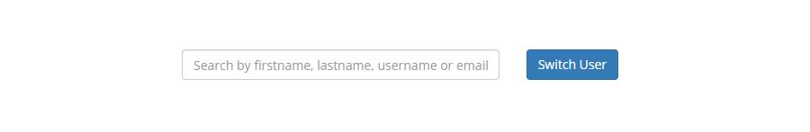 Switch User
