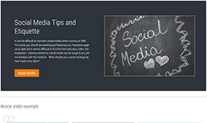 Image slider examples thumb
