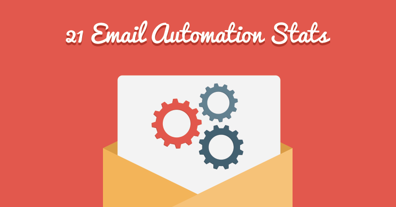 Email Automation Works – Here are 21 Stats to Prove it